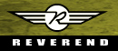 reverend guitar logo